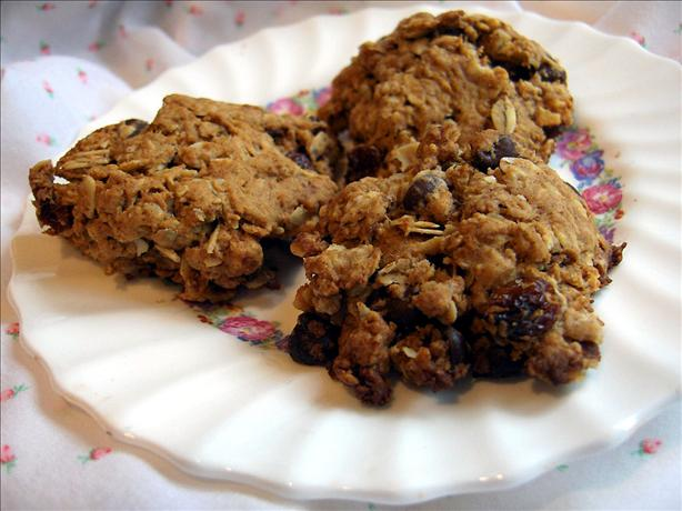 Simple Oatmeal Cookies Or Cowboy Cookies Recipe - Food.com