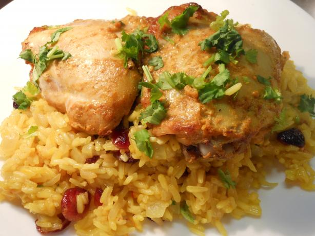 Saffron Rice Pilaf Recipe — Dishmaps