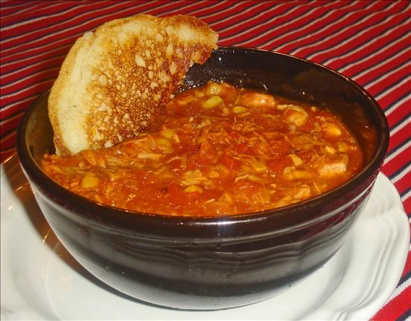 Traditional Brunswick Stew. Photo by Red Apple Guy