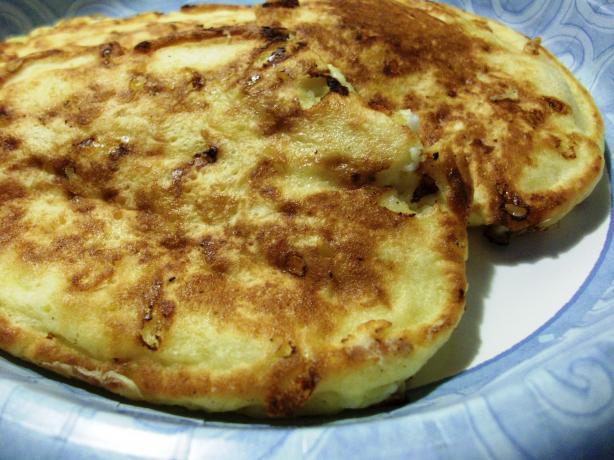 sweet cottage cheese latkes recipe food com