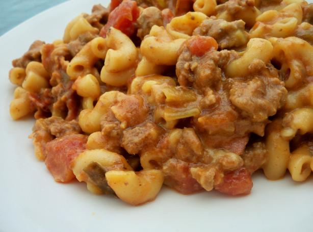 Bacon Cheeseburger Macaroni. Photo by *Parsley*