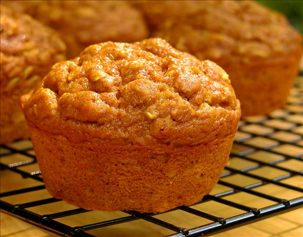 Low Fat Oatmeal Pumpkin Spice Muffins Recipe - Food.com