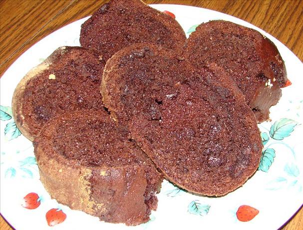 Chocolate Sour Cream Bundt Cake Recipe - Food.com