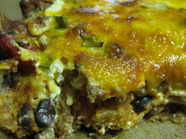 Fiesta Taco Casserole Recipes — Dishmaps
