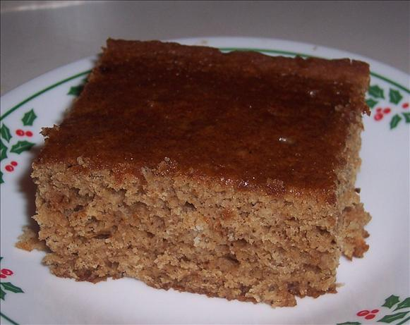 Applesauce Cake. Photo by tazdevilfan