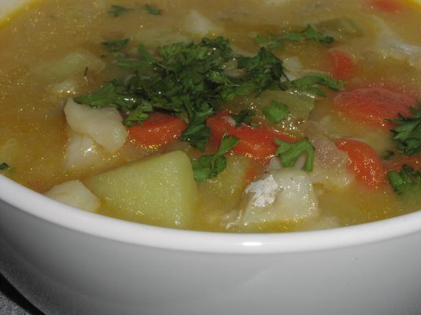 Rockport fish chowder recipe for Healthy fish chowder