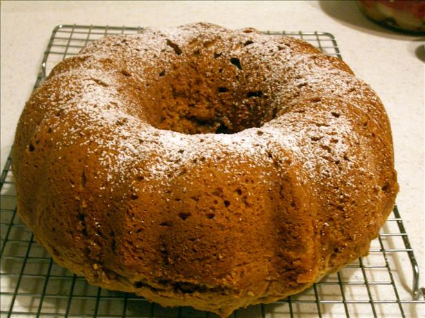 Pumpkin Polenta Cake Recipe - Food.com