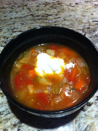 Beautiful Soup. Photo by kansasjosh