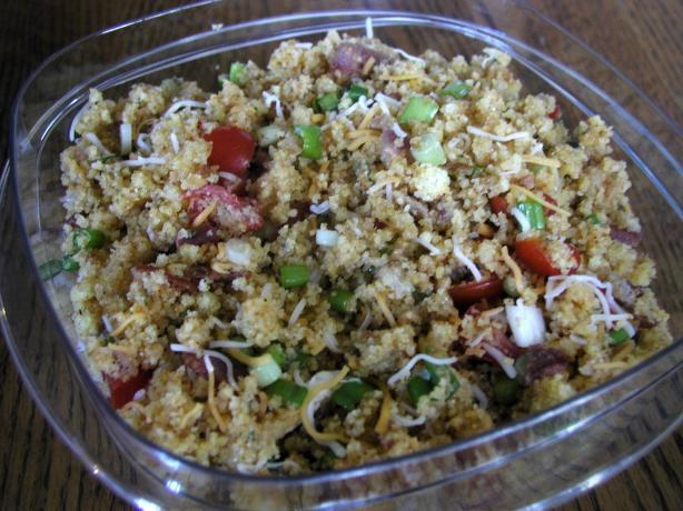Cornbread Salad Recipe - Greek.Food.com