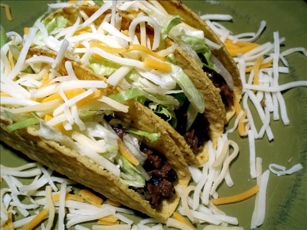 Vegetarian Taco Filling Version II. Photo by Kozmic Blues