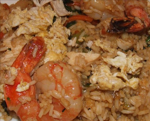 Nasi Goreng - Indonesian Fried Rice. Photo by Peter J