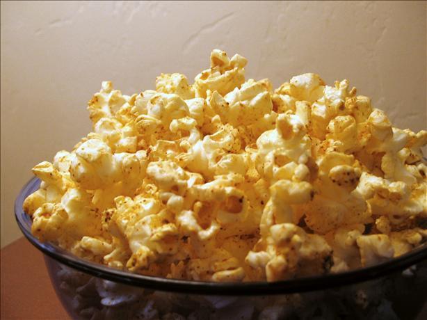 Cajun-Spiced Popcorn. Photo by Chilicat