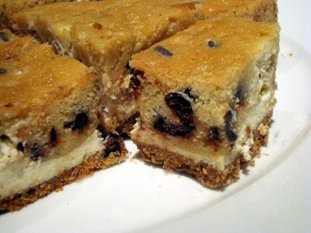 Chocolate Chip Cookie Dough Cheesecake Bars Recipe - Food.com