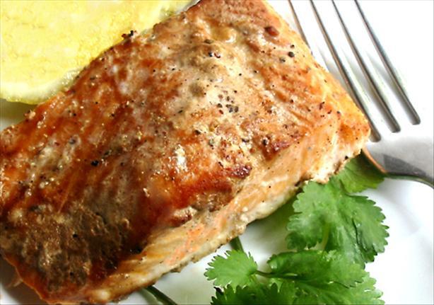 easy salmon recipes - photo #7