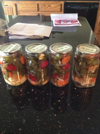 Pickled Jalapenos (Escabeche) Recipes — Dishmaps