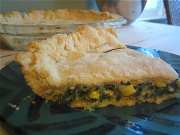 Corn Pie Recipe — Dishmaps