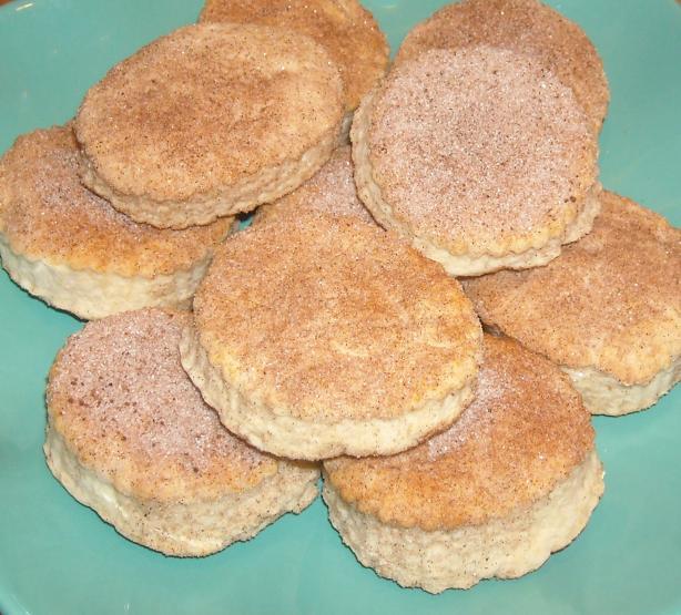Cinnamon Sugar (For Biscuits). Photo by NorthwestGal