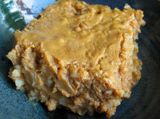 Baked Pumpkin Rice Pudding Recipe - Dessert.Food.com