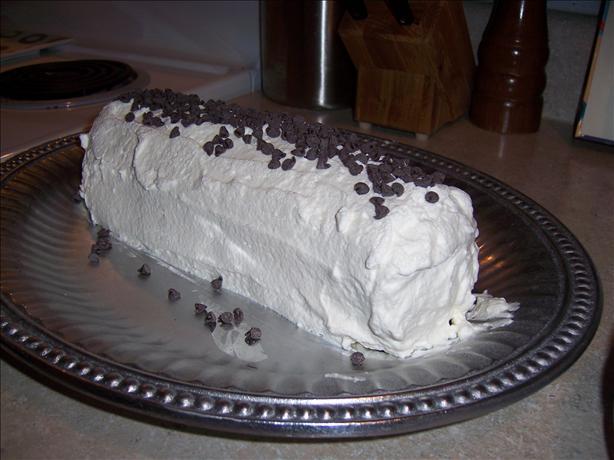 Chocolate Mint Icebox Cake. Photo by AlwaysHungry