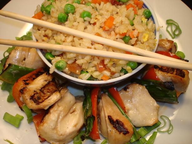 Chahan - Japanese Fried Rice Recipe - Genius Kitchen