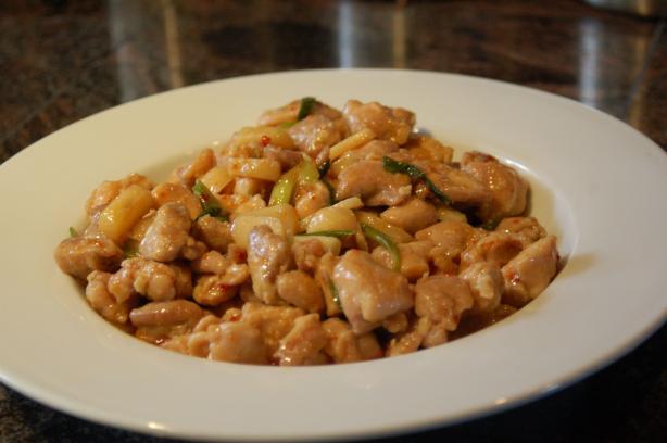 Kung Pao Chicken II Copycat) Recipe - Food.com