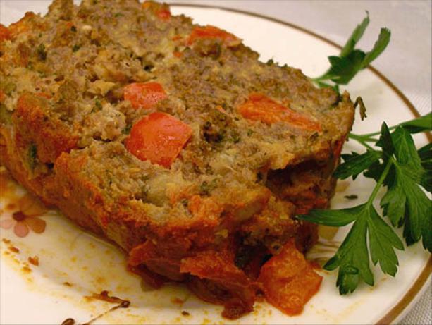 Italian Meatloaf. Photo by Lavender Lynn