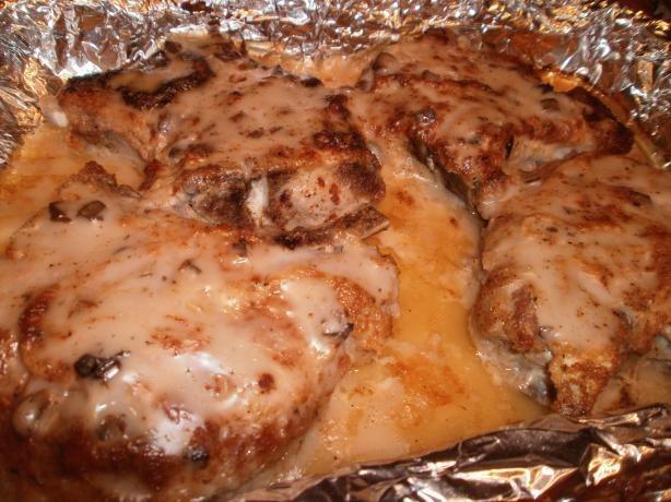 Baked Pork Chops. Photo by CIndytc