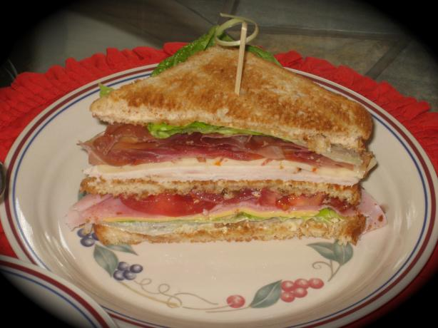 kittencals classic club sandwich recipe