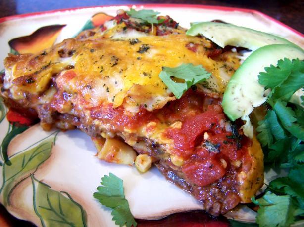 Tex-Mex Lasagna Recipe - Food.com
