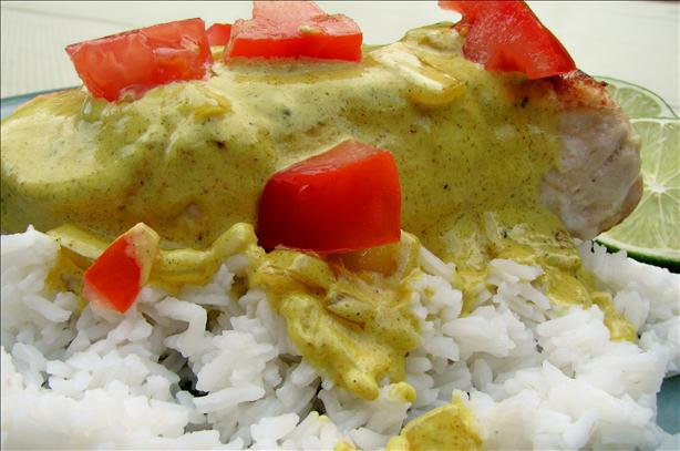 Chicken Breasts With Lime Curry Sauce Recipe - Food.com