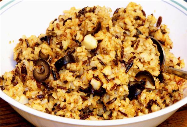 how to make brazilian rice