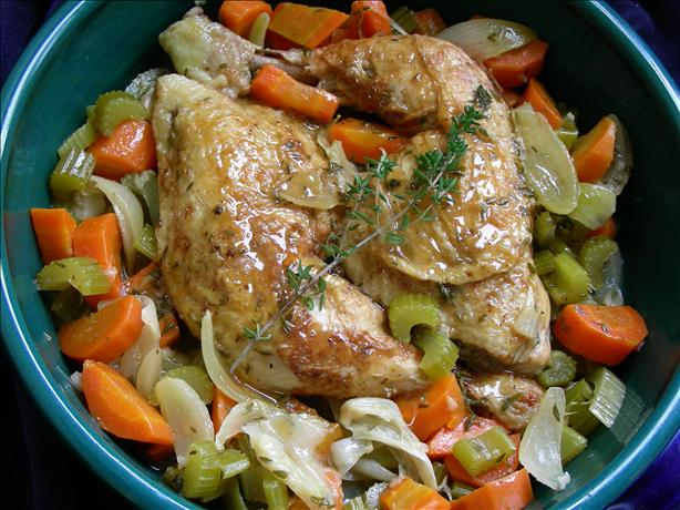 Country french chicken diabetic recipe recipe - French provincial cuisine ...
