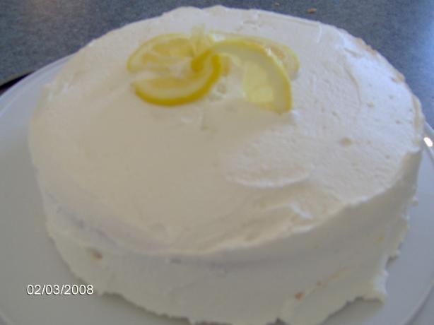 Lemon Velvet Layer Cake Recipe - Baking.Food.com