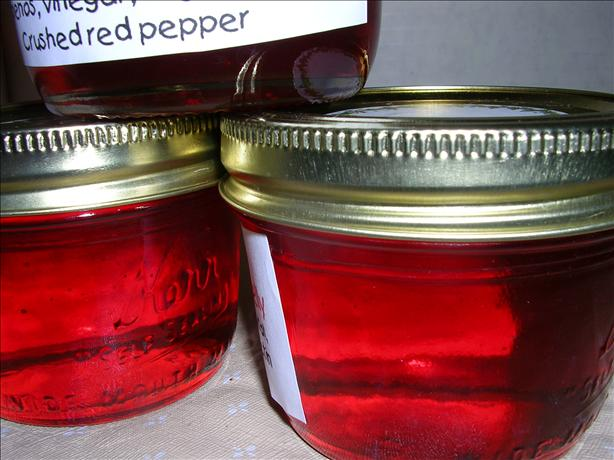 Cranberry-Pepper Jelly (Hot). Photo by CoolMonday