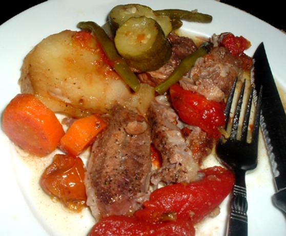Crock Pot Persian Lamb Stew Recipe - Food.com