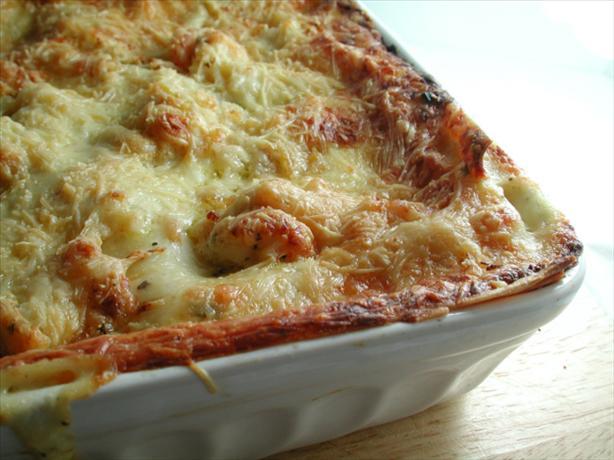 Creamy Seafood Lasagna (Treasure Trove #5). Photo by Chef floWer