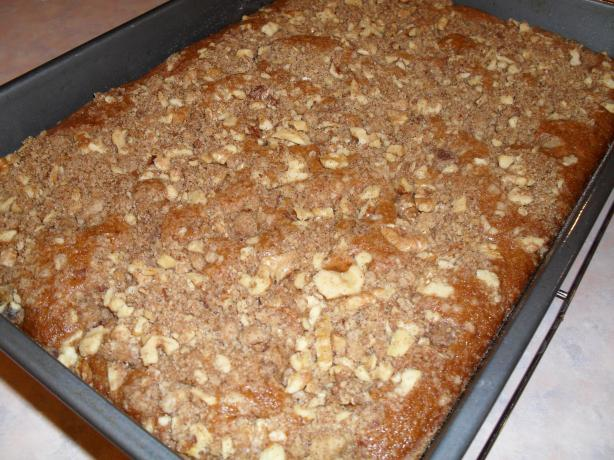 Buttermilk Cinnamon Coffee Cake Recipe - Food.com