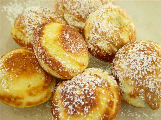 Blueberry Ebelskiver - belskiver Danish Filled Pancake ...