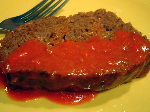 Best-Ever Meatloaf. Photo by Sue Lau