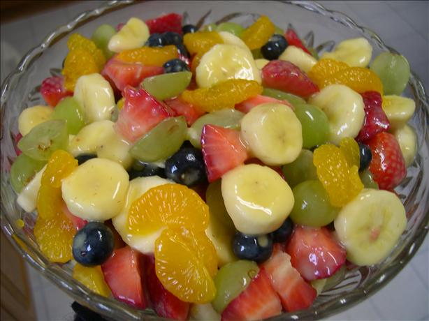 easy fruit salad recipe with cool whip healthy snacks fruit