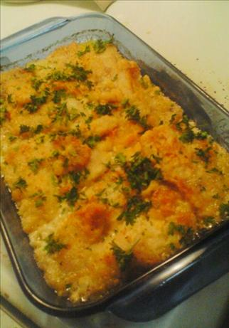 lemon baked fish fillets recipe