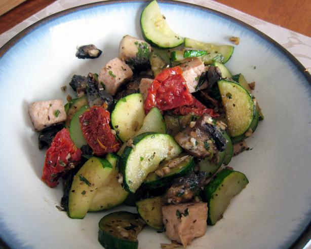 zucchini with plum tomatoes recipe yummly sauteed zucchini tomatoes ...