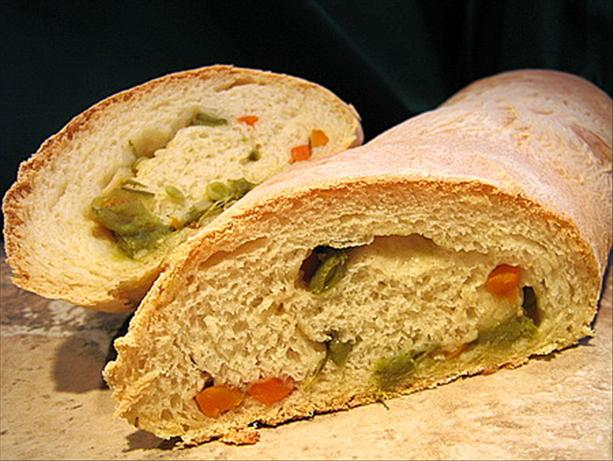 Pizza Crust (All-Purpose Flour or Spelt Flour). Photo by Annacia