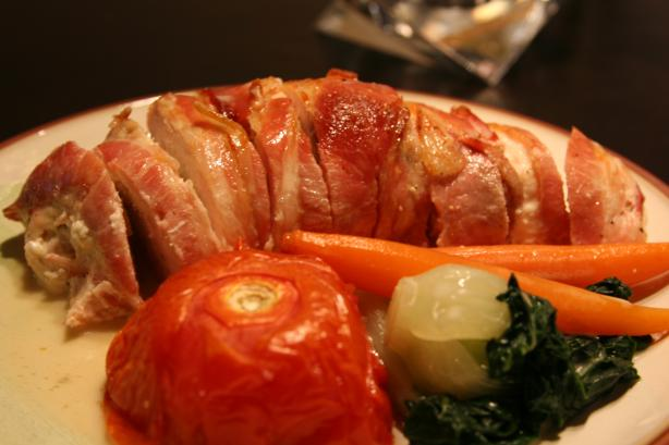 bacon wrapped boursin stuffed dates recipes dishmaps boursin stuffed ...
