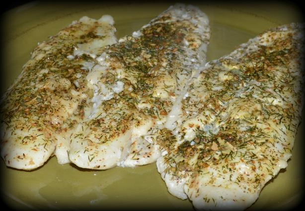 Oven baked maine fish recipe for Oven baked fish