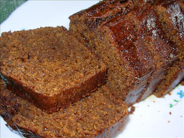 ... Old Fashioned English Sticky Gingerbread Loaf. Photo by French Tart