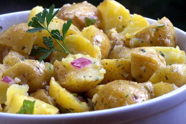 Barefoot Contessas Herb Potato Salad Recipe Healthy