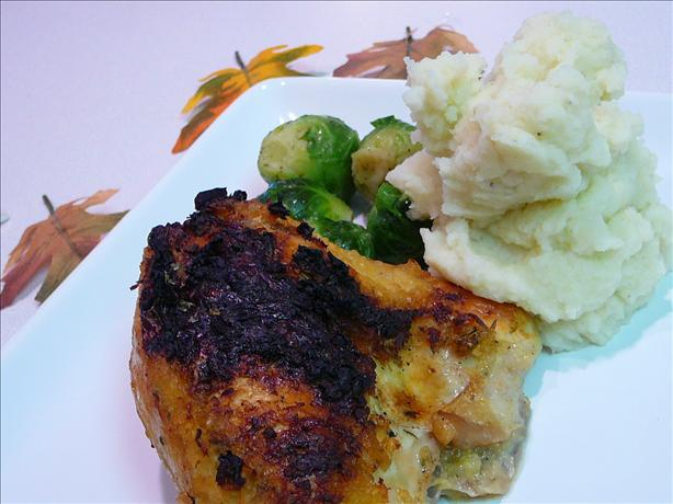 Sweet And Savory Baked Chicken With Pineapple And Tarragon ...