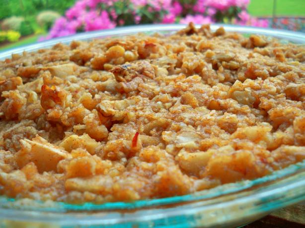 Cheddar Apple Pie Dip. Photo by Lainey6605