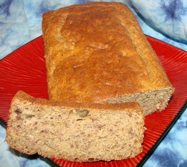 Banana Nut Bread With Yogurt And Whole Wheat Flour Recipe - Baking ...